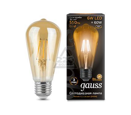 Лампа светодиодная GAUSS 102802006