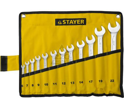 Набор ключей STAYER 27081-H12