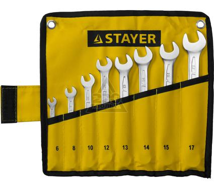 Набор ключей STAYER 27081-H8