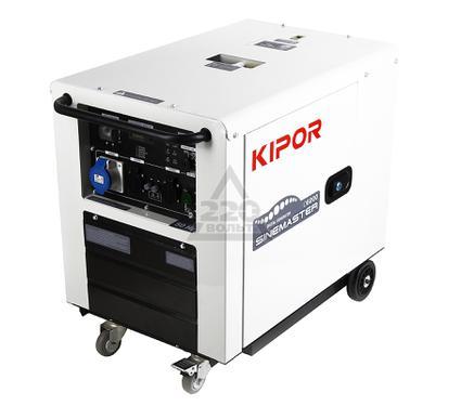 Дизельный инверторный генератор KIPOR ID 6000