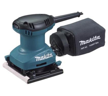 Машинка шлифовальная плоская (вибрационная) MAKITA BO4557