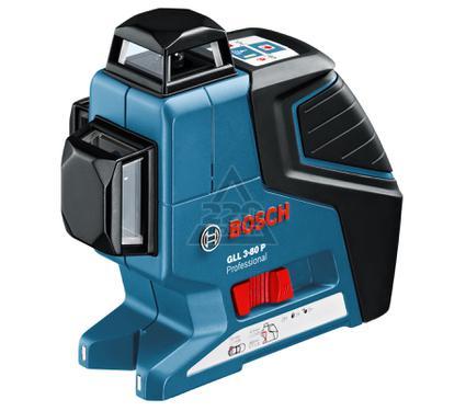 Уровень BOSCH GLL 3-80 Professional + ПРИЕМНИК LR2