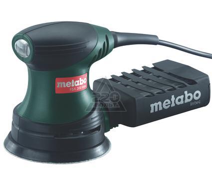 Орбитальная (эксцентриковая) шлифмашина METABO FSX 200 Intec