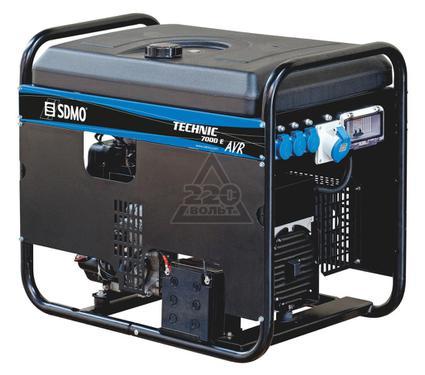 Бензиновый генератор SDMO TECHNIC 7000 E
