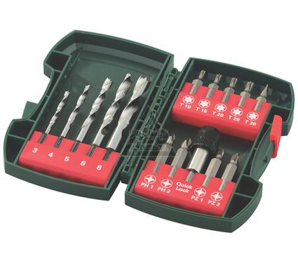 Набор инструментов METABO 630452000  15пр.
