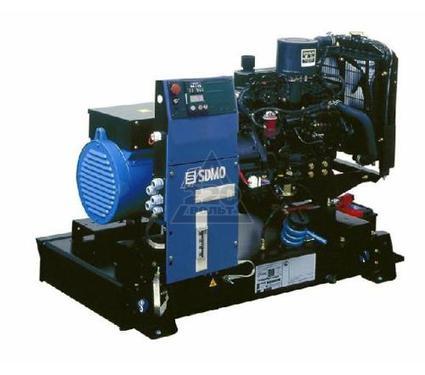 Дизельный генератор SDMO XP-T16K