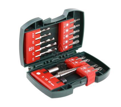 Набор инструментов METABO 630451000  17пр.