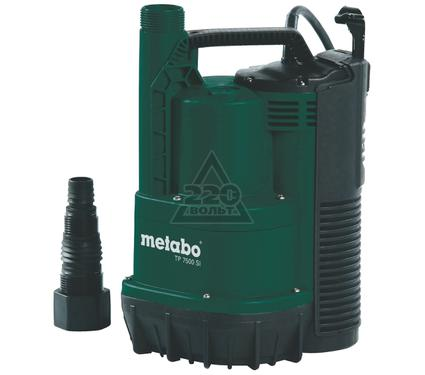 Насос METABO TP 7500 SI