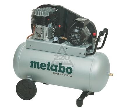 Компрессор METABO MEGA 490/100 W