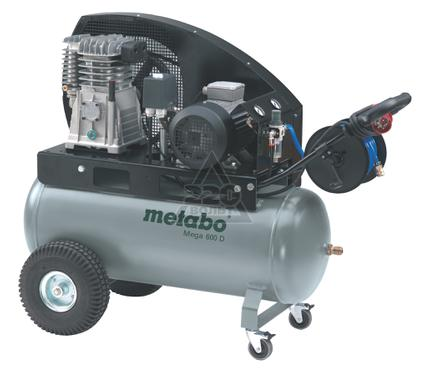 Компрессор METABO MEGA 600 D