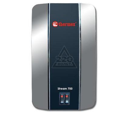 Электрический проточный водонагреватель THERMEX Stream 700 Chrome