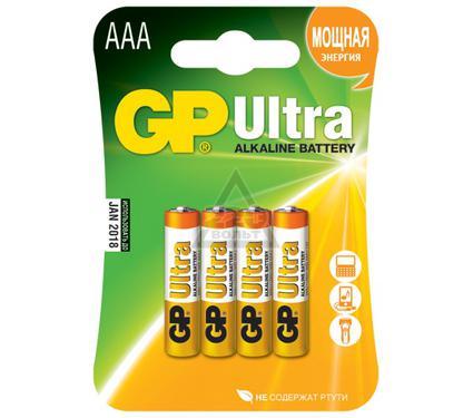 Батарейка GP 24AU-BC4 Ultra