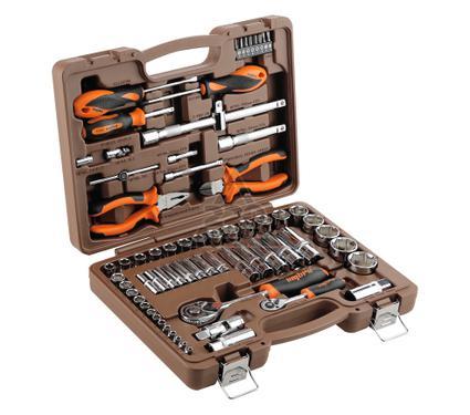 Набор инструментов в чемодане, 69 предметов OMBRA OMT69S