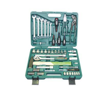 Набор инструментов в чемодане, 60 предметов JONNESWAY S04H52460S