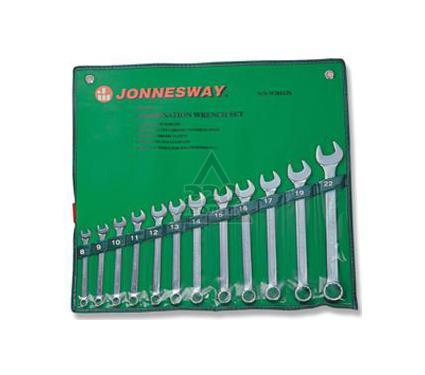 Набор комбинированных гаечных ключей в чехле, 12 шт. JONNESWAY W26112SA