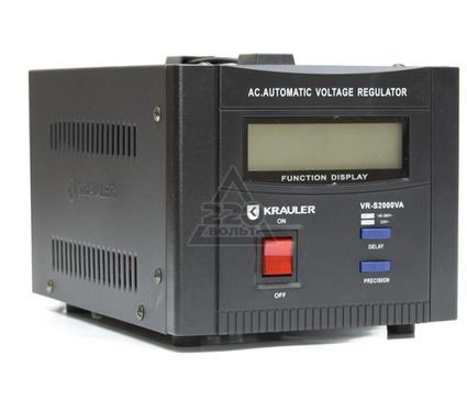 Стабилизатор напряжения KRAULER VR-S2000VA (B)