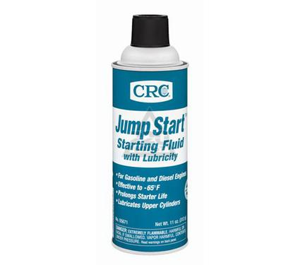 ������ CRC JUMP START