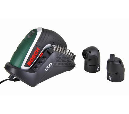 Отвертка аккумуляторная BOSCH IXO IV Set Upgrade