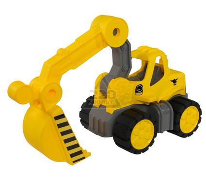 Игрушка детская BIG Экскаватор BIG-POWER-WORKER-BAGGER, 67*20*25 см