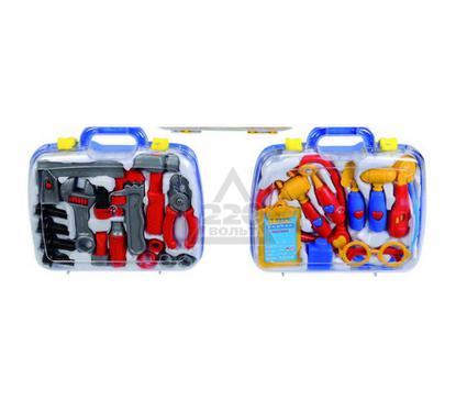 Игрушка детская Набор строительных инструментов в чемоданчике