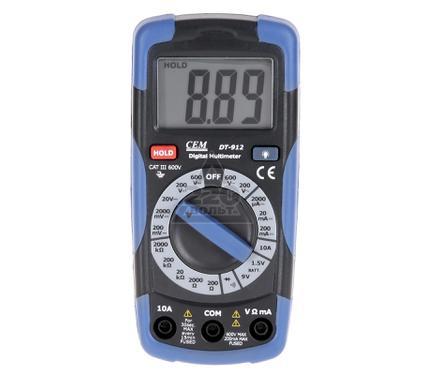 Мультиметр цифровой CEM DT-912