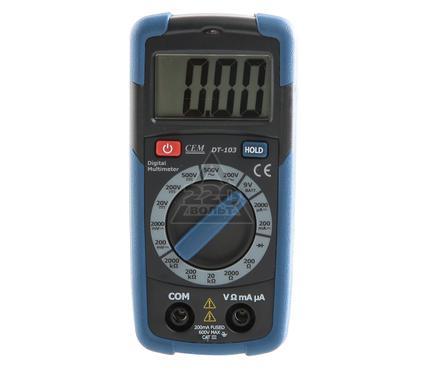 Мультиметр цифровой CEM DT-103
