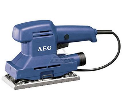 Машинка шлифовальная плоская (вибрационная) AEG VS 230