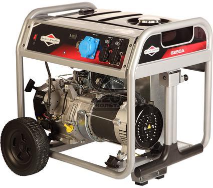 Бензиновый генератор BRIGGS & STRATTON 6250A бензиновый