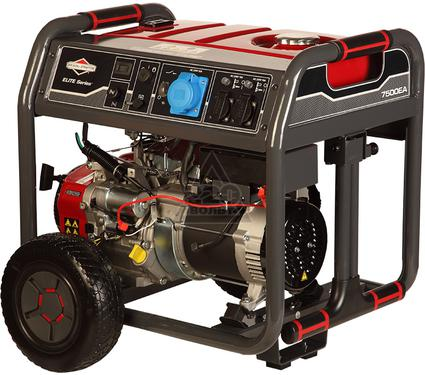 ���������� ��������� BRIGGS & STRATTON 7500EA Elite ����������