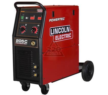 Сварочный полуавтомат LINCOLN Powertec 205C