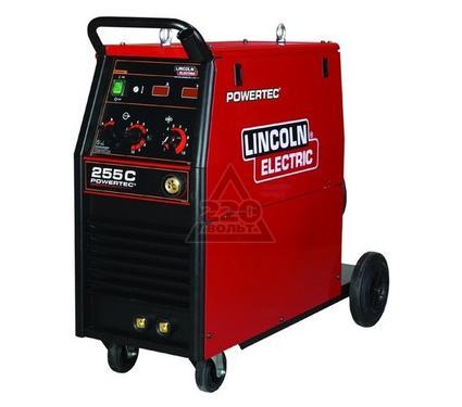 Сварочный полуавтомат LINCOLN Powertec 255C