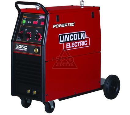 Сварочный полуавтомат LINCOLN Powertec 305C
