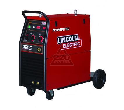 Сварочный полуавтомат LINCOLN Powertec 305C 4R