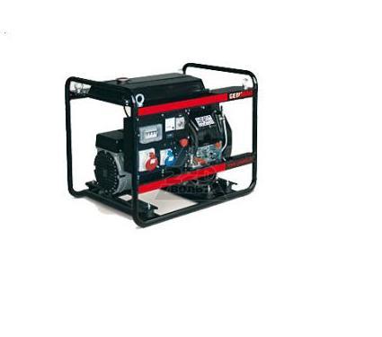 Бензиновый генератор GENMAC Combiplus 7900RE