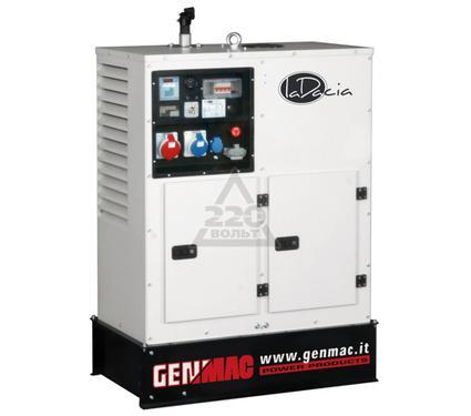 Дизельный генератор GENMAC Living RG9000LSM