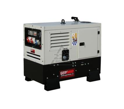Дизельный генератор GENMAC Urban RG12000LSM