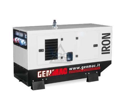 Дизельный генератор GENMAC Iron G40DSM
