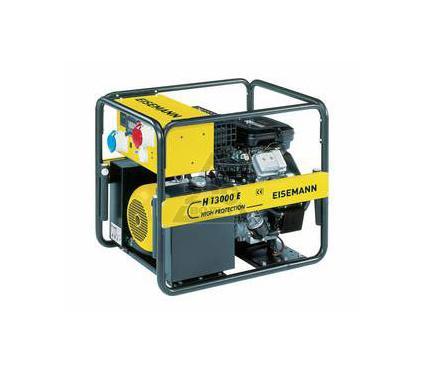 Бензиновый генератор EISEMANN H 13000 E