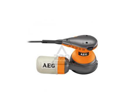 Машинка шлифовальная орбитальная (эксцентриковая) AEG EХ 125 ED