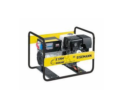 Бензиновый генератор EISEMANN E 5400 бензиновый
