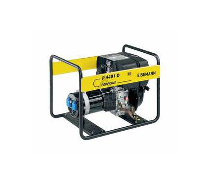 Дизельный генератор EISEMANN P 4401 DE