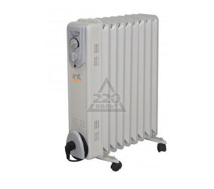 Напольный радиатор электрический IRIT IR-6609 безмасляный