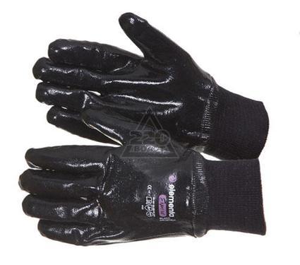 Перчатки нитриловые ELEMENTA Expert Black Сrystal