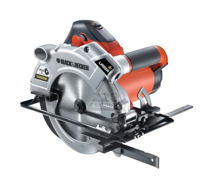 Пила циркулярная BLACK & DECKER KS1400L