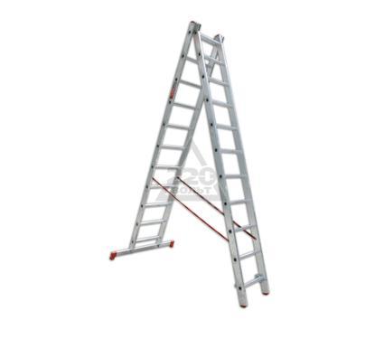 Лестница алюминиевая VIRA Rus 2х11