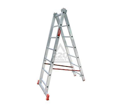 Лестница алюминиевая VIRA Rus 2х7