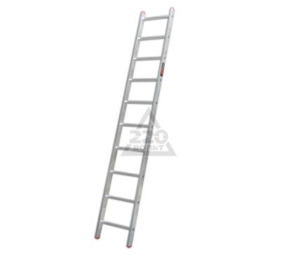 Лестница алюминиевая приставная VIRA Rus 1х10