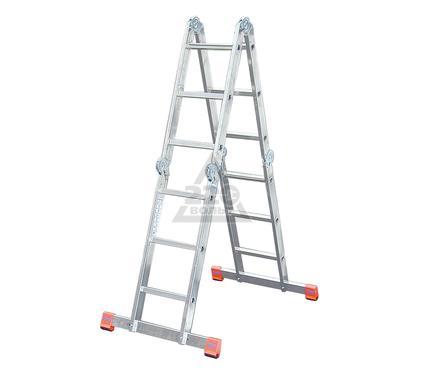 Лестница-трансформер НОВАЯ ВЫСОТА 2х3+2х4