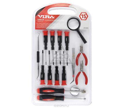 Набор инструментов для дома, 15 предметов VIRA 305046