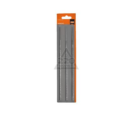 Напильник по металлу BAHCO 168-8-4.0-3P